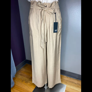 Rhianna Belt Wide Leg Pants
