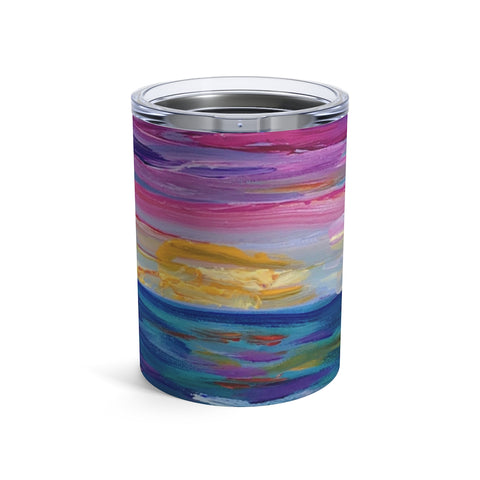 "Tumbler 10oz - ""Sunset One"""