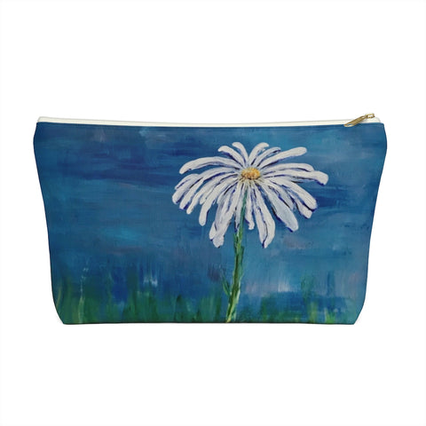 "Accessory Pouch w T-bottom - ""Hope"""