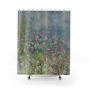 "Shower Curtain - ""Endless Summer"""