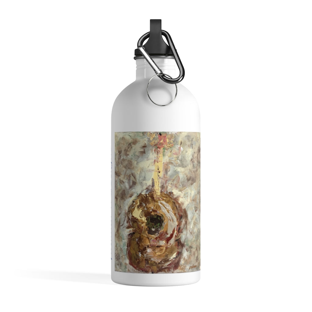 "Stainless Steel Water Bottle - ""Sound of Quarantine"""