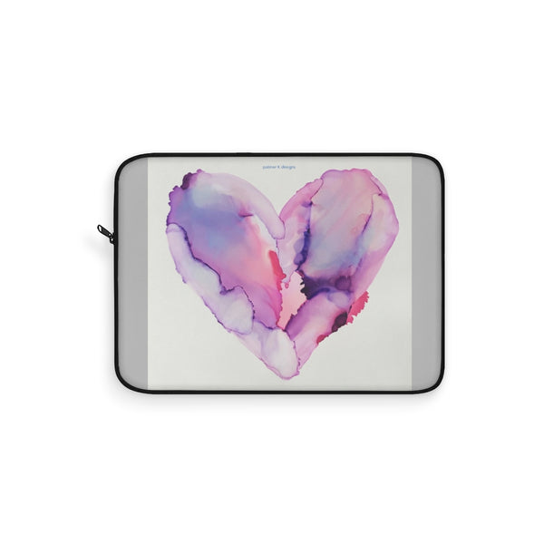 "Laptop Sleeve - ""Elastic Heart"""
