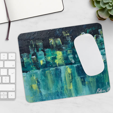 "Mousepad - ""Emerald Nights"""