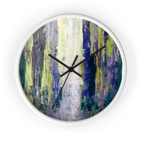 "Wall clock - ""Emerald City"""