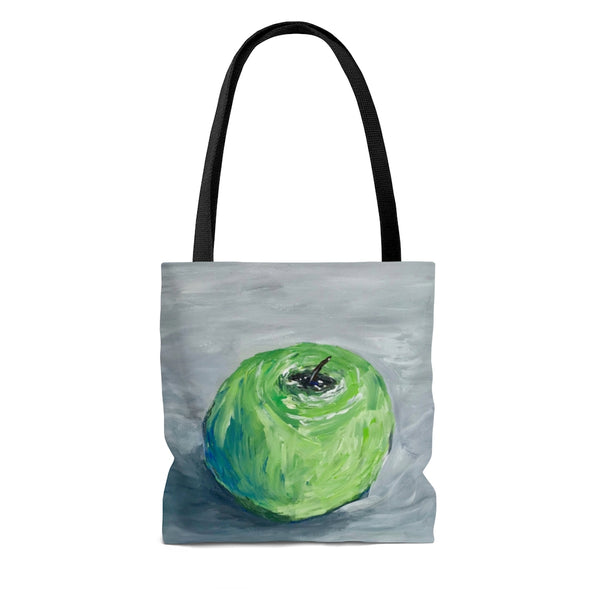 "AOP Tote Bag - ""Apple"""