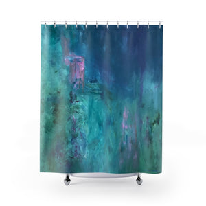 "Shower Curtain - ""Stairway to Heaven"""