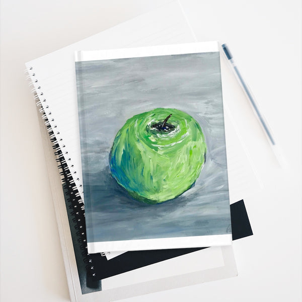 "Journal - Ruled Line - ""Apple"""