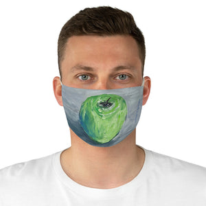 "Fabric Face Mask - ""Apple"""