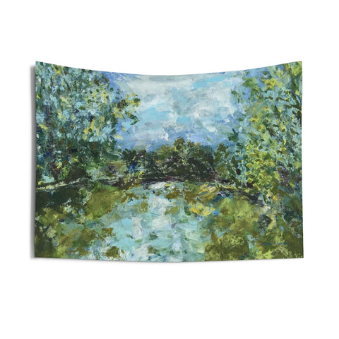 "Indoor Wall Tapestry - ""Serenity"""