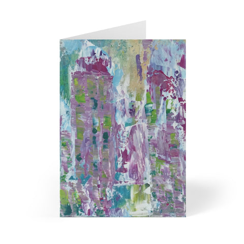 "Greeting Cards (8 pcs) - ""In Between"""