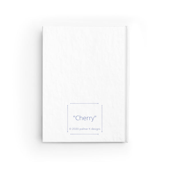 "Journal - Ruled Line - ""Cherry"""