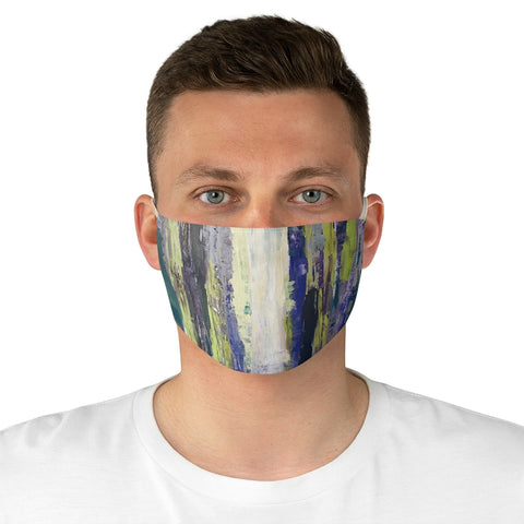 "Fabric Face Mask - ""Emerald City"""