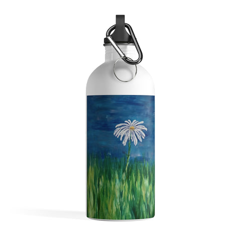 "Stainless Steel Water Bottle - ""Hope"""