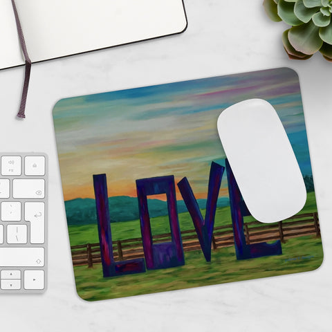 "Mousepad - ""Lock in Love"""