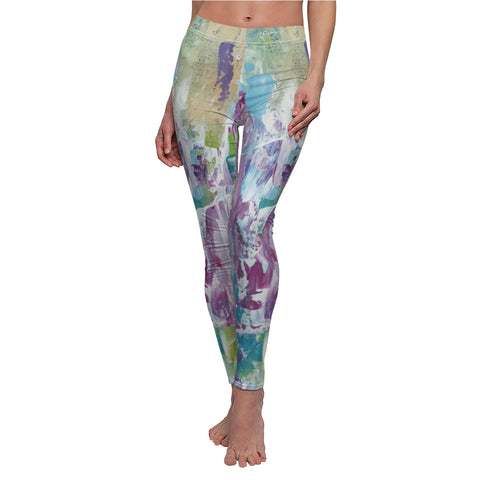 "Women's Leggings - ""In Between"""
