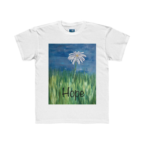 "Kids Regular Fit Tee - ""Hope"""
