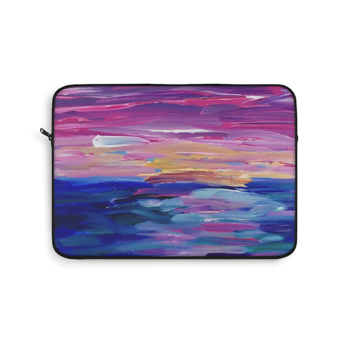 "Laptop Sleeve - ""Sunset Two"""