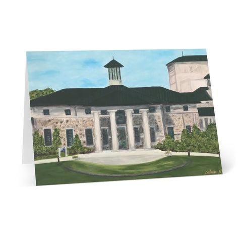 "Greeting Cards (8 pcs) - ""Spartan Strong"""