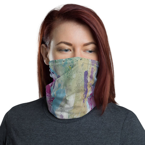 "Neck Gaiter - ""In Between"""