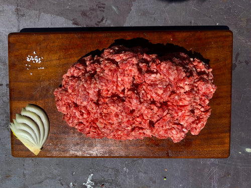Beef mince 700g