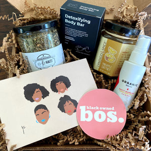 Black-Owned Boston Business Box