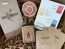 "Load image into Gallery viewer, Bites of Boston ""'Lil Beans"" Mini Coffee Lovers Box"