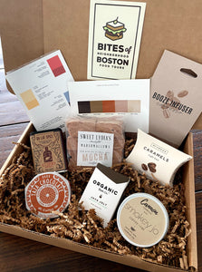"Bites of Boston ""Beantown"" Coffee Lovers Box"