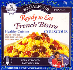 St. Dalfour Ready to Eat French Bistro Couscous