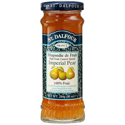 St. Dalfour Imperial Pear Preserve