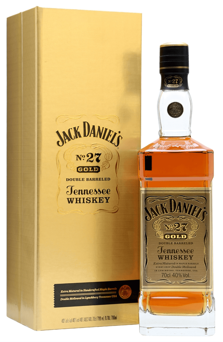 Jack Daniel's Tennessee Whiskey Distilled And Bottled In Tennessee - 750 ml - Ramona Liquor