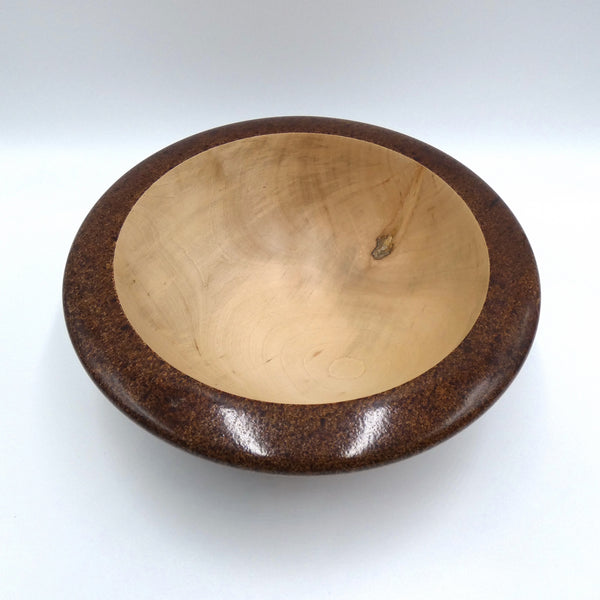 Stained Sycamore Bowl