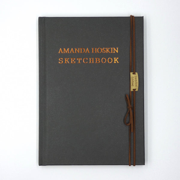Amanda Hoskin limited edition book