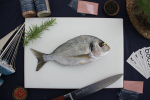 Wild Gilt-Head Bream | دنيس حر