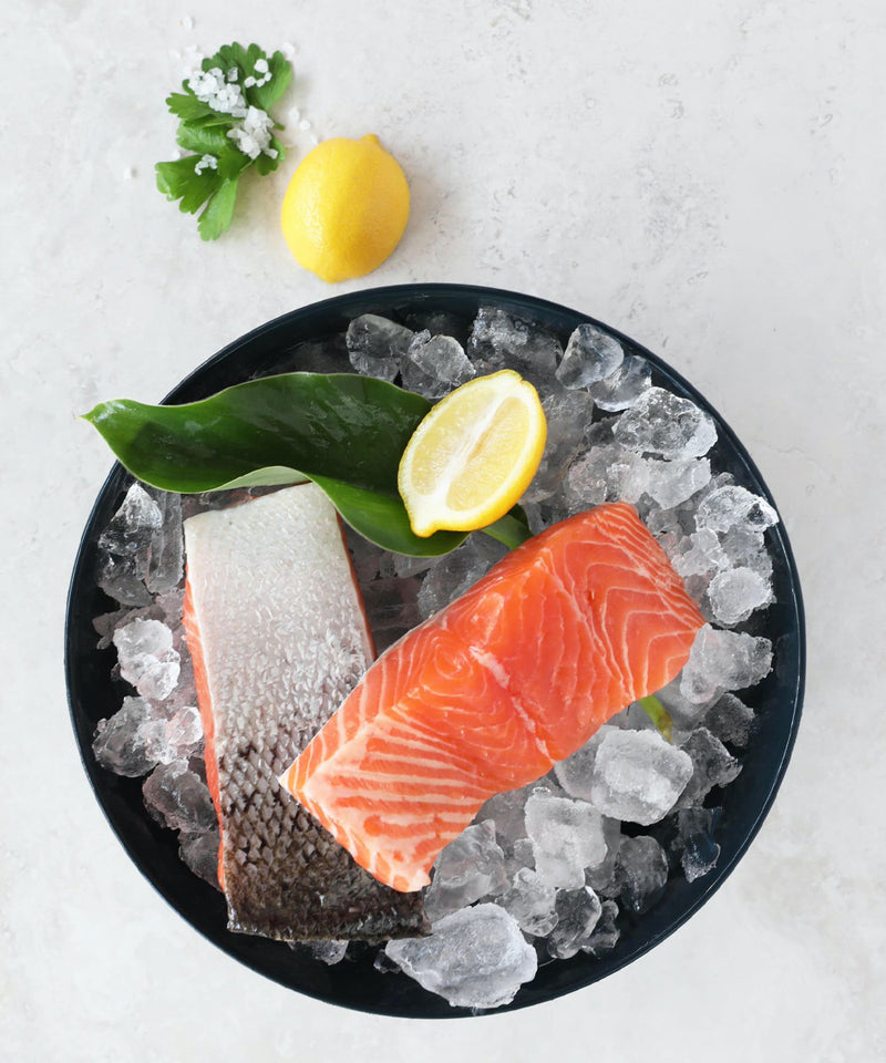 SALMON FRESH FILLET