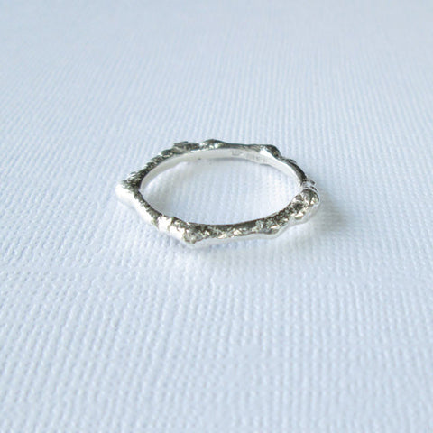Signature Collection - Silver Ring