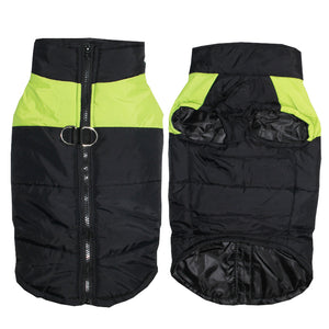 STAY-WARM WINTER PROOF DOG VEST