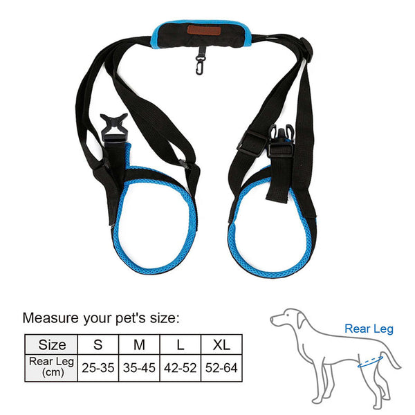 SNUGGY'S CARELIFT REAR SUPPORT HARNESS
