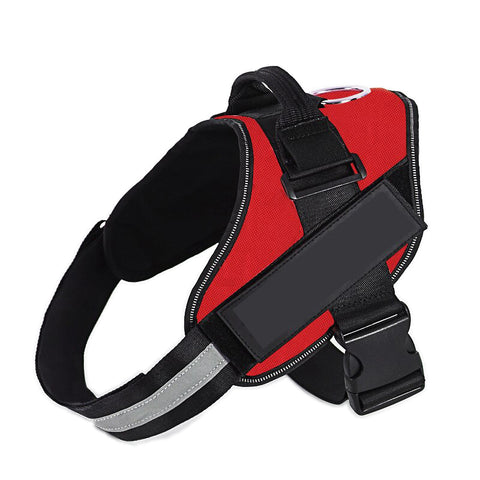 NO-PULL HARNESS RED