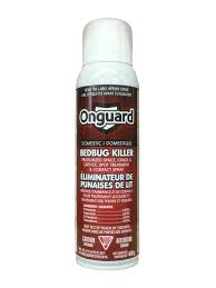On Guard Residual Bedbug Spray