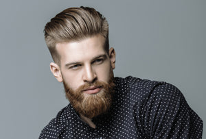 Well-coiffed men with healthy beards are increasingly commonplace—The best products really make a huge difference!