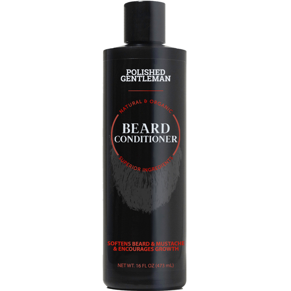 Polished Gentleman Club Beard Softening Conditioner Small Beard (4 oz)