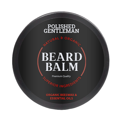Polished Gentleman Club Sandalwood Beard Balm upsell