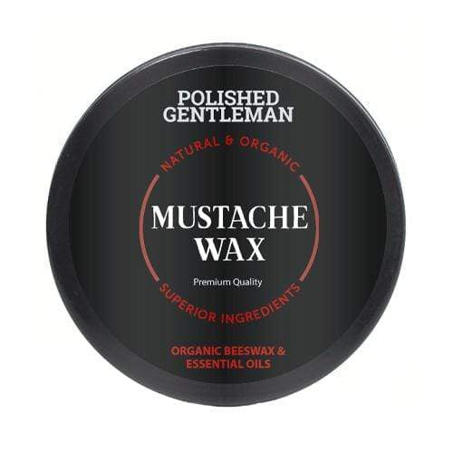 Styling Mustache Wax - Polished Gentleman