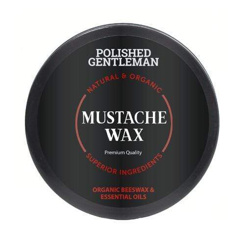 Polished Gentleman Club Styling Mustache Wax upsell