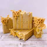 MIEL & AVOINE | HONEY & OATS - Kimo Soaps