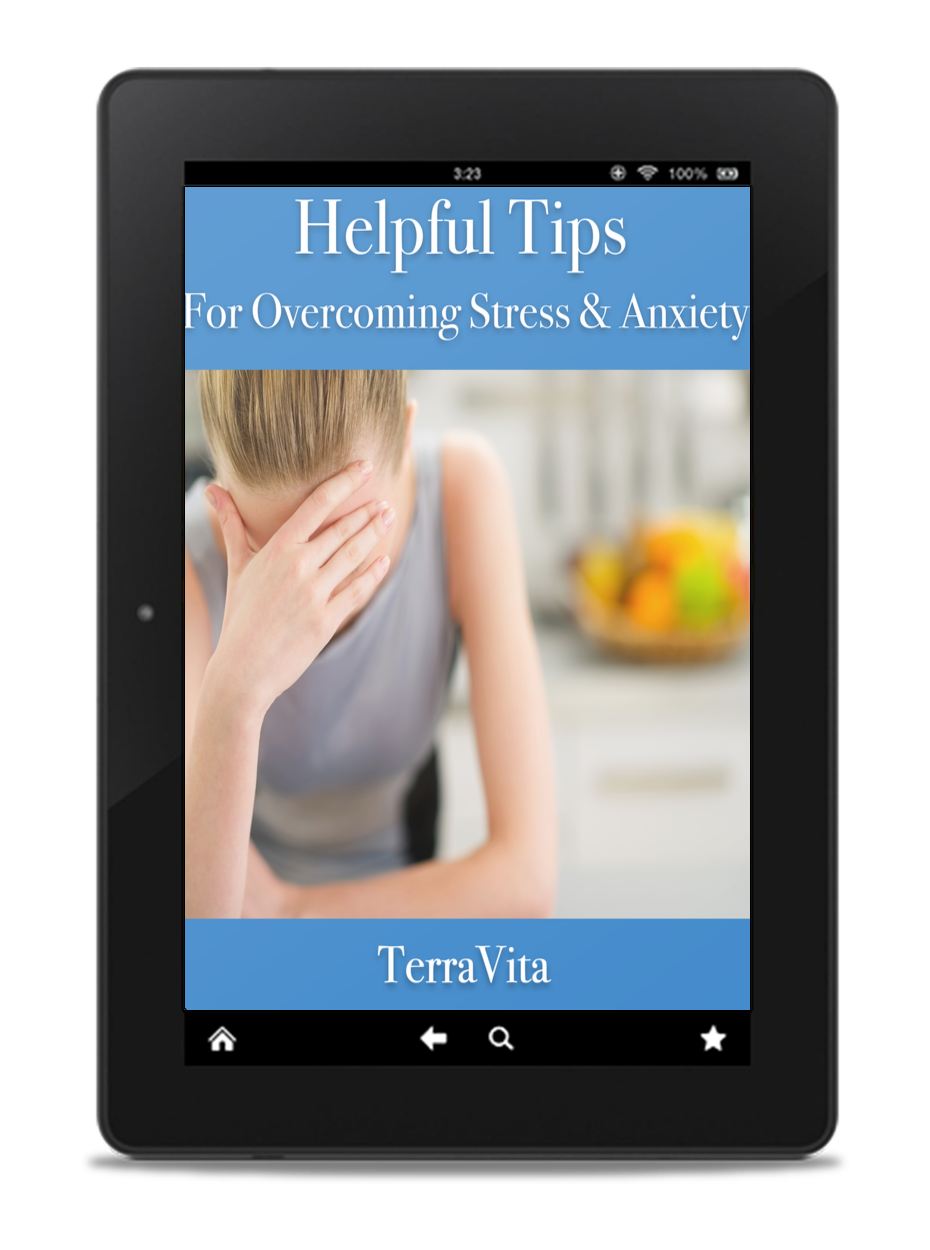 Helpful Tips for Calming Stress & Anxiety