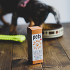 Load image into Gallery viewer, TerraVita CBD for pets. 500mg CBD isolate with wild alaskan salmon oil & omega 3's for heart and coat health.