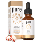 Load image into Gallery viewer, TerraVita CBD pure full spectrum CBD oil with 4000mg of CBD in peppermint flavor.