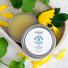 Load image into Gallery viewer, TerraVita Cooling CBD Salve with lidocaine and arnica in a 2oz container.