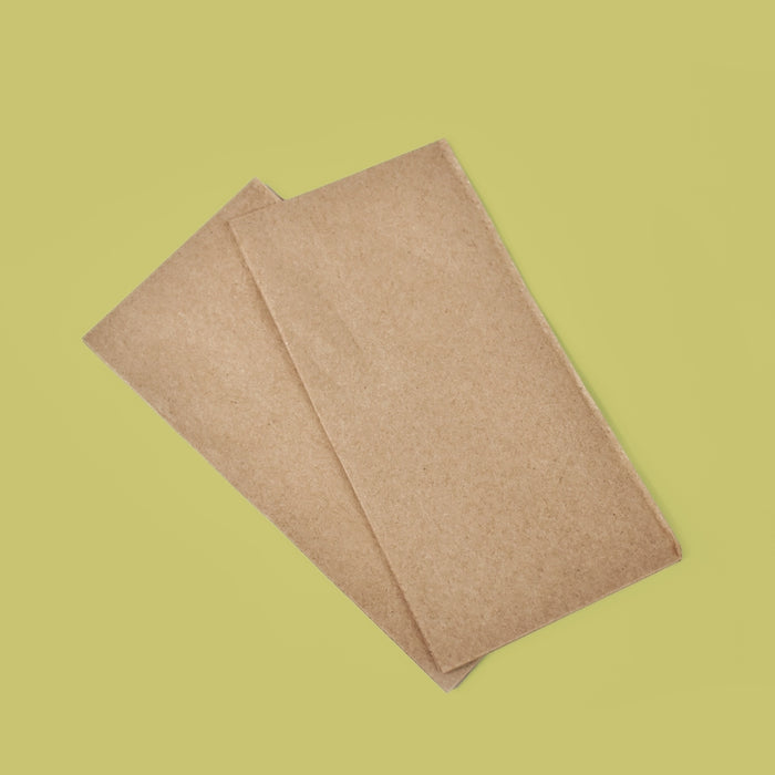 Post-Consumer Recycled Dinner Napkins - 100 Pack